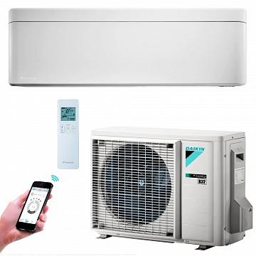 Conditioner STYLISH FTXA20AW+RXA20A white A+++ 20m2 7000BTU Inverter